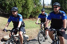 Johns Creek Police Bike Patrol