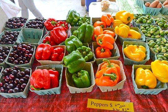 Farmers Market vendors needed for 2017