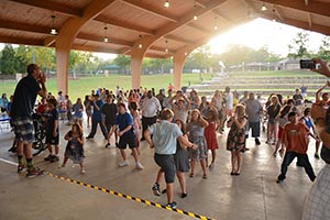 Adaptive Recreation Dance Night set for Friday, Sept. 14