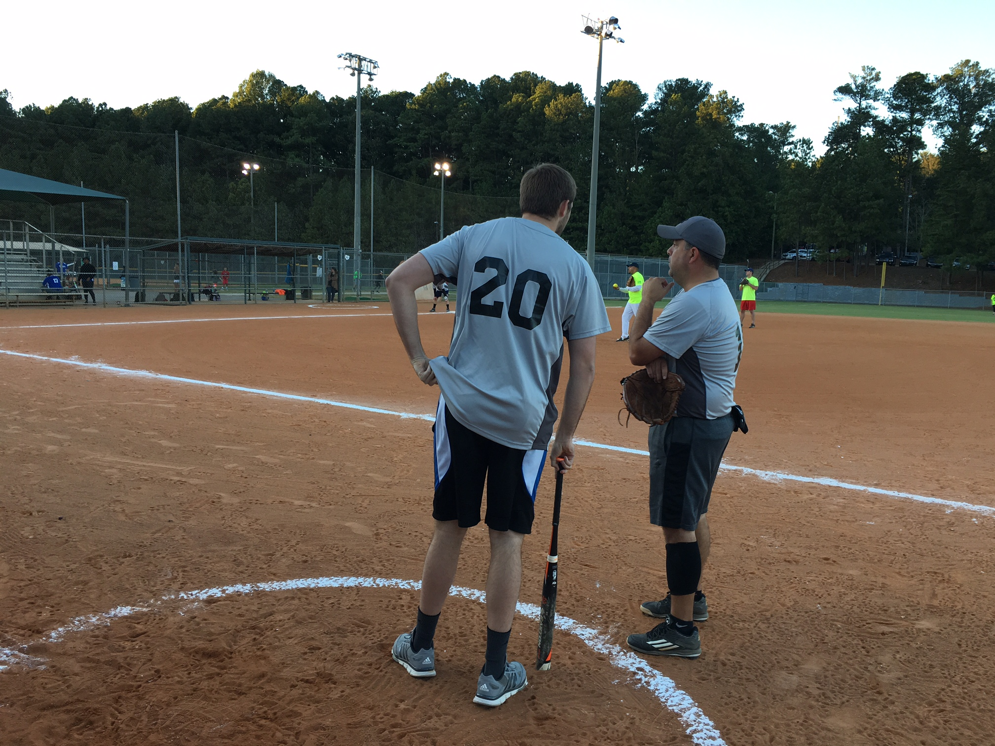 Batter up for the 2018 fall Adult Co-Ed Softball Season