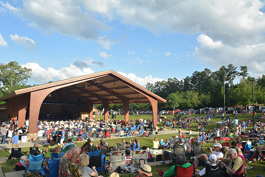 Summer Concert Series kicks off with