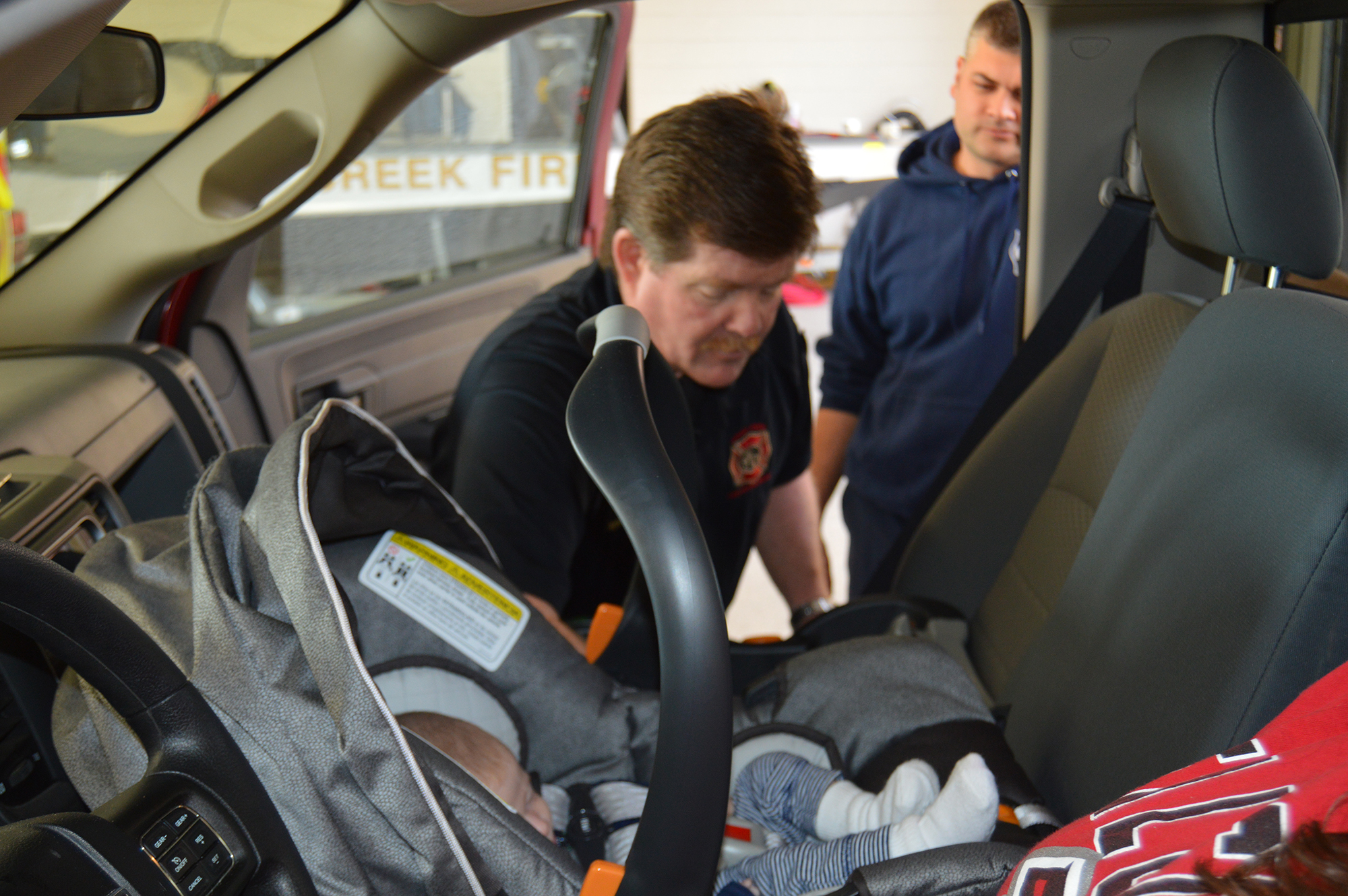 JCFD offers Car Seat Check-Up event Jan. 12