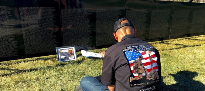 The Wall That Heals Vietnam Veterans Memorial scheduled to visit Johns Creek