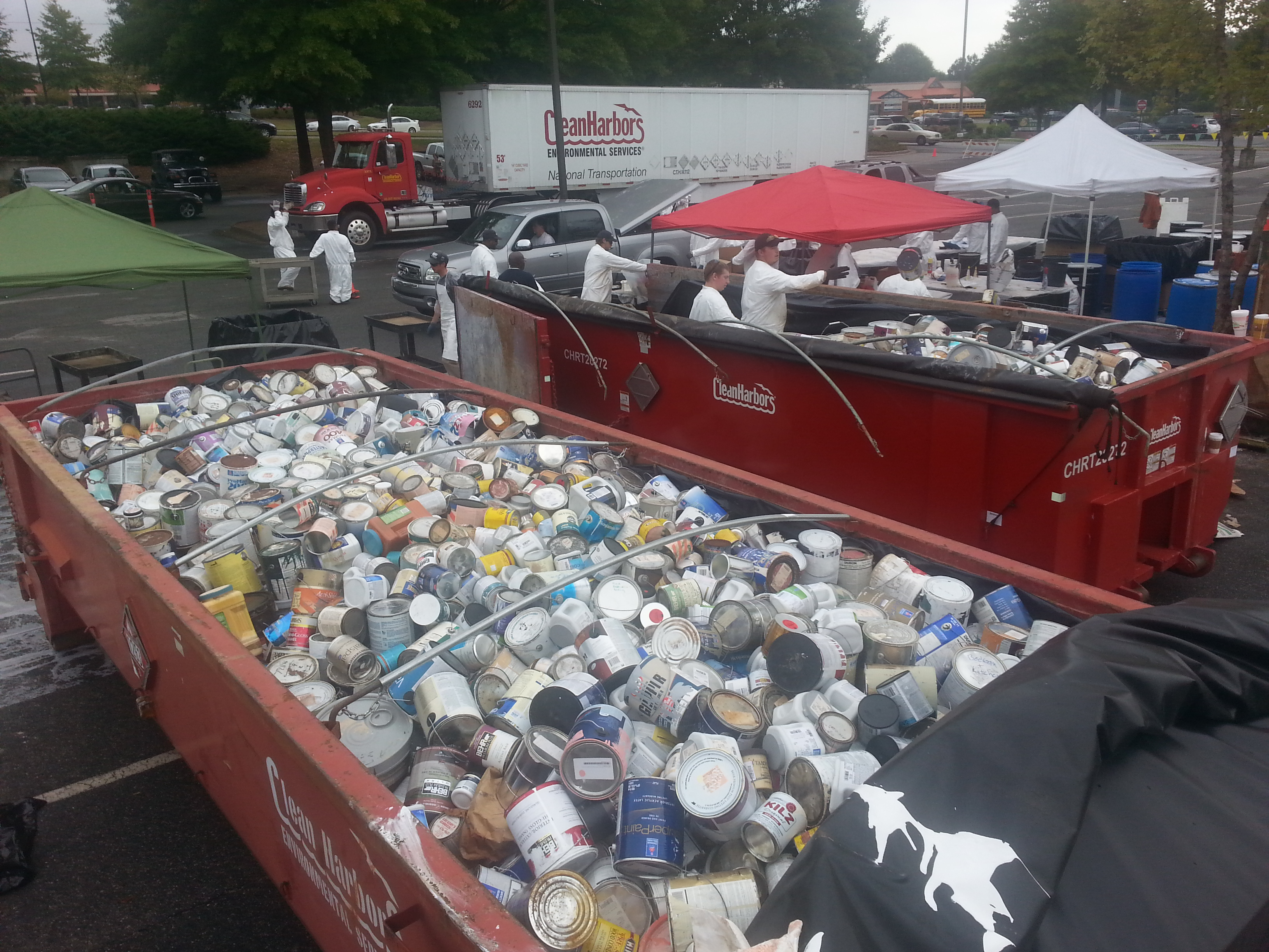 Household Hazardous Waste Collection Day scheduled for Nov. 4
