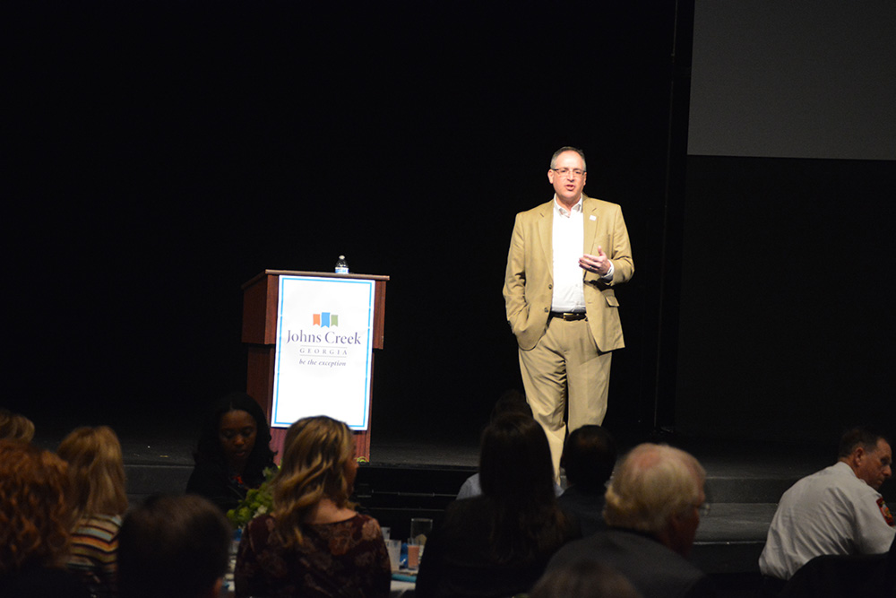 Future of Johns Creek, key initiatives highlighted during annual State of the City address