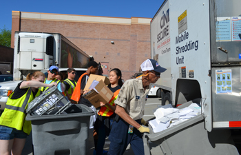 Free document shredding set for Saturday, Feb. 11