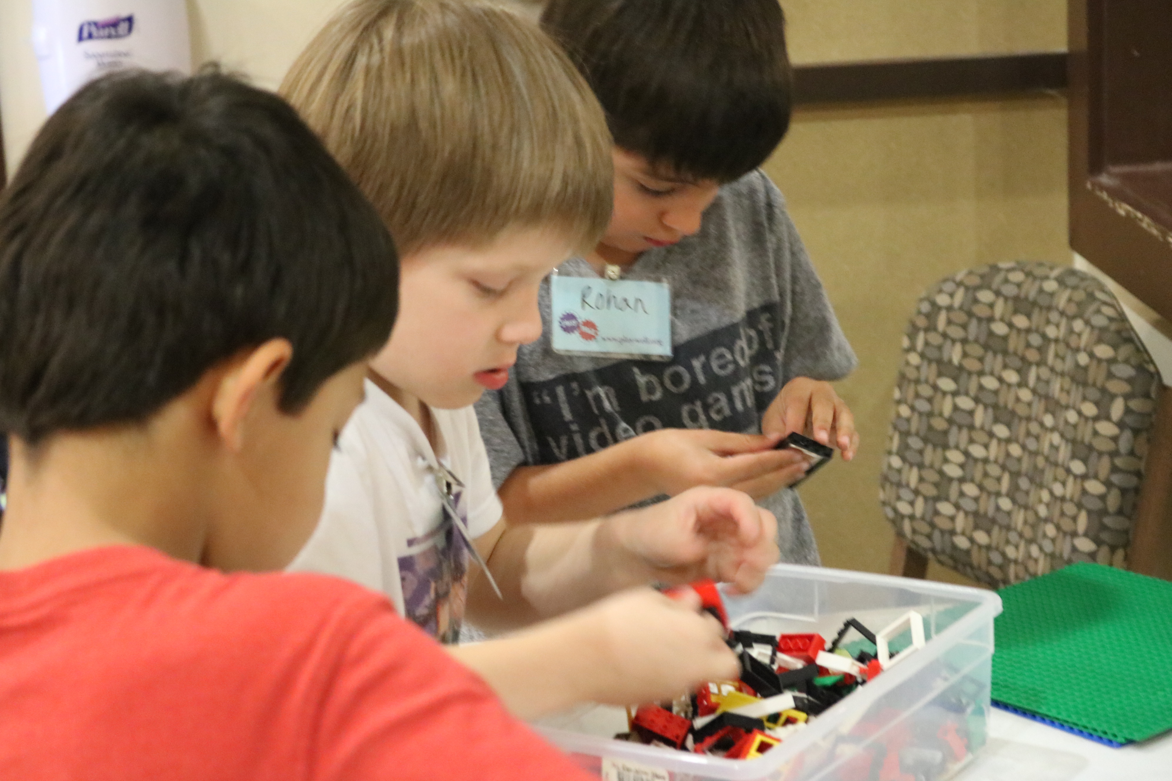 LEGO Camp registration now open
