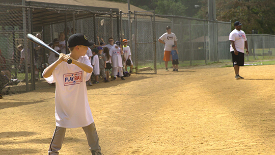 Mayor Bodker to host MLB Play Ball event Aug. 25