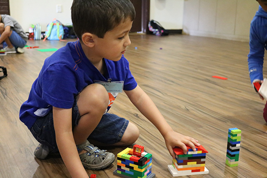 LEGO Camp spots still available