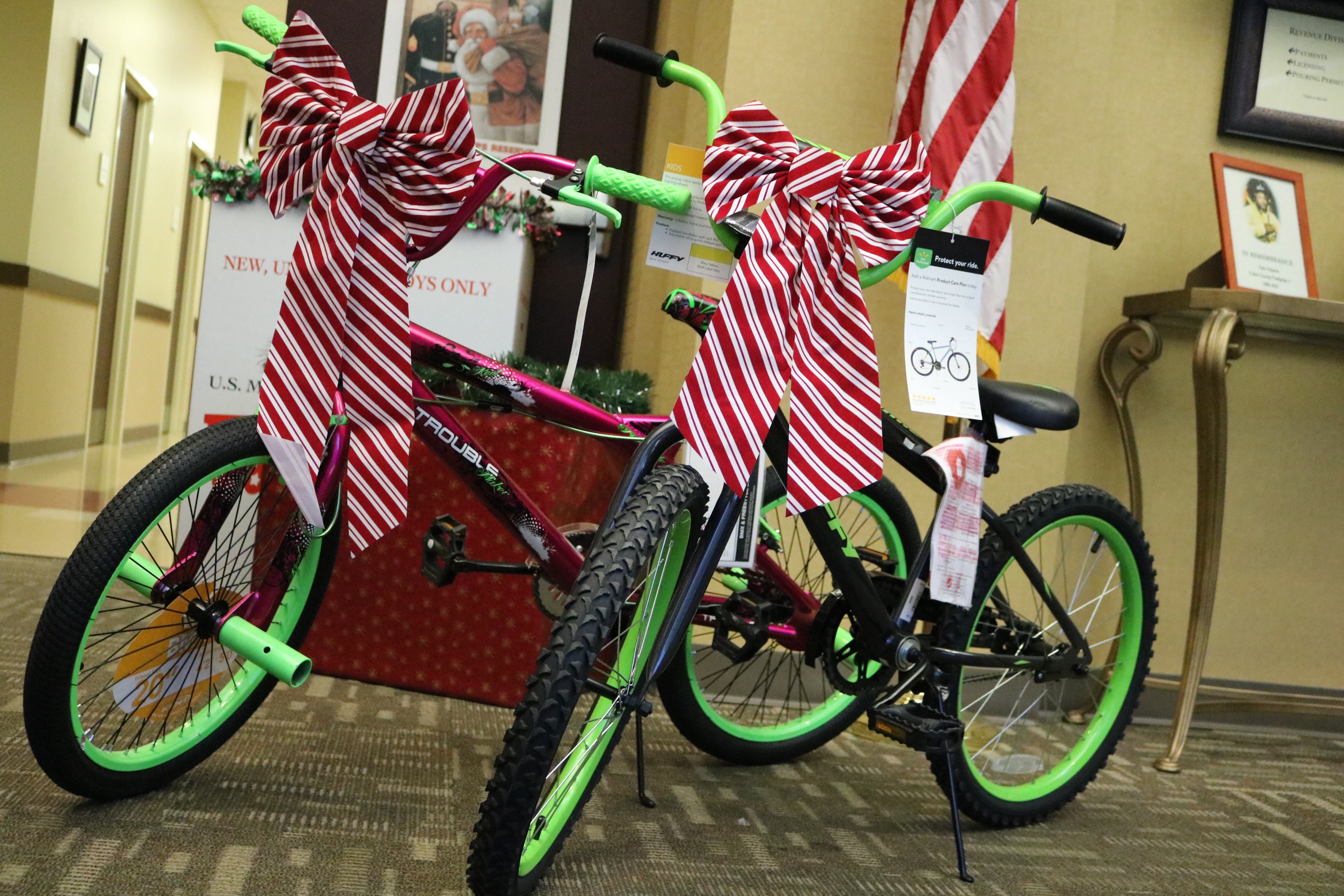 City launches annual Toys for Tots campaign