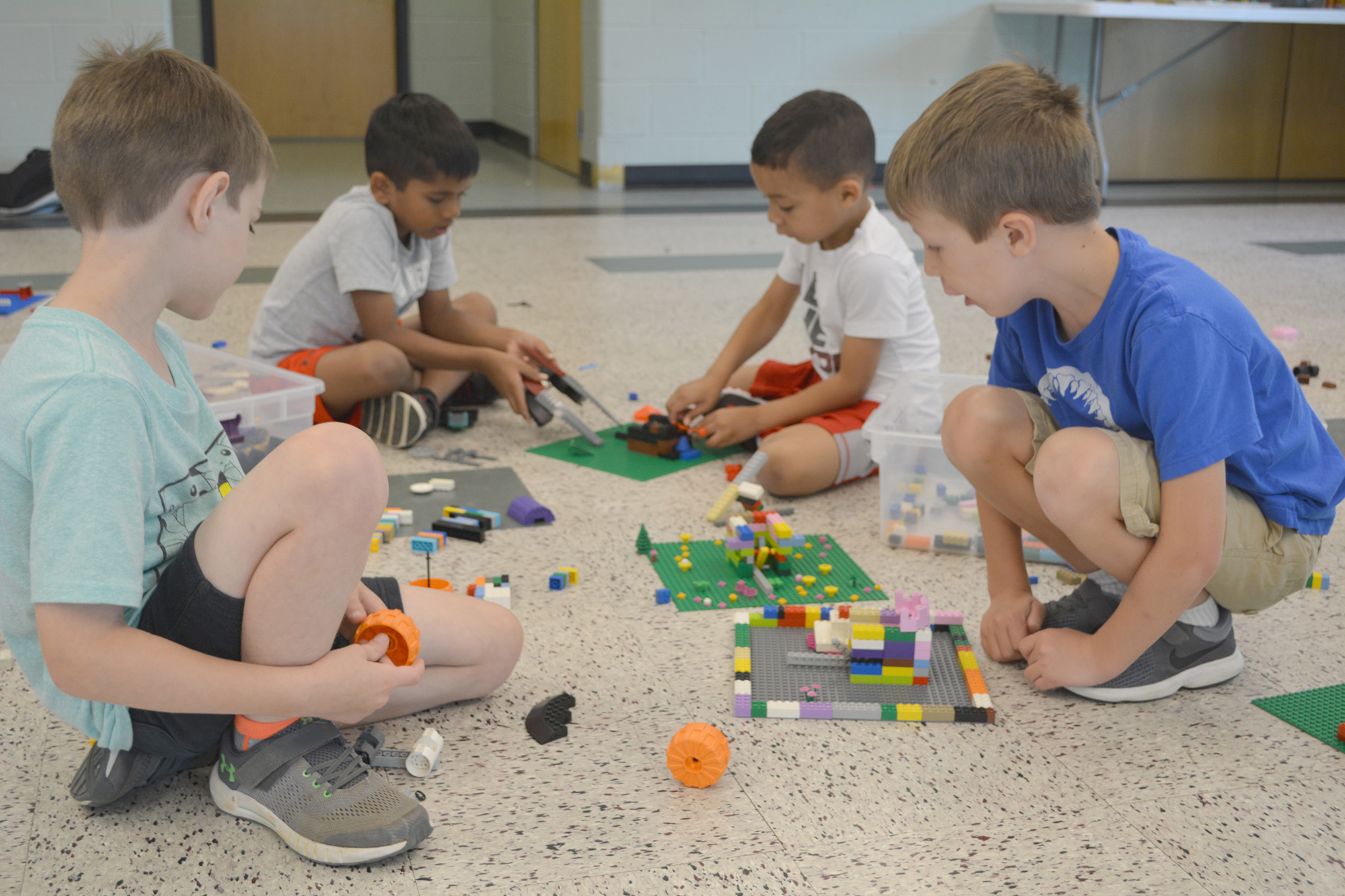 LEGO Summer Camp registration now open