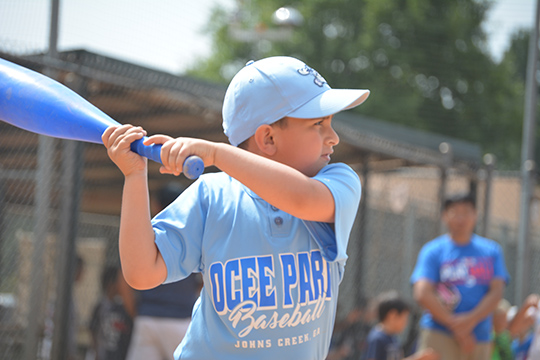 Ocee Park fall baseball registration now open