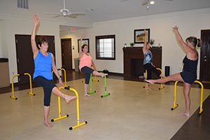 Spring Clubhouse Fitness registration now open