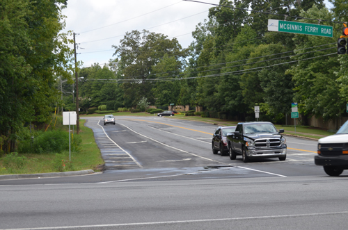 Public Information Open House on McGinnis Ferry, Jones Bridge roads projects set for March 8