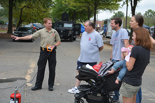 Johns Creek fire, police host Community Safety Day Sept. 29