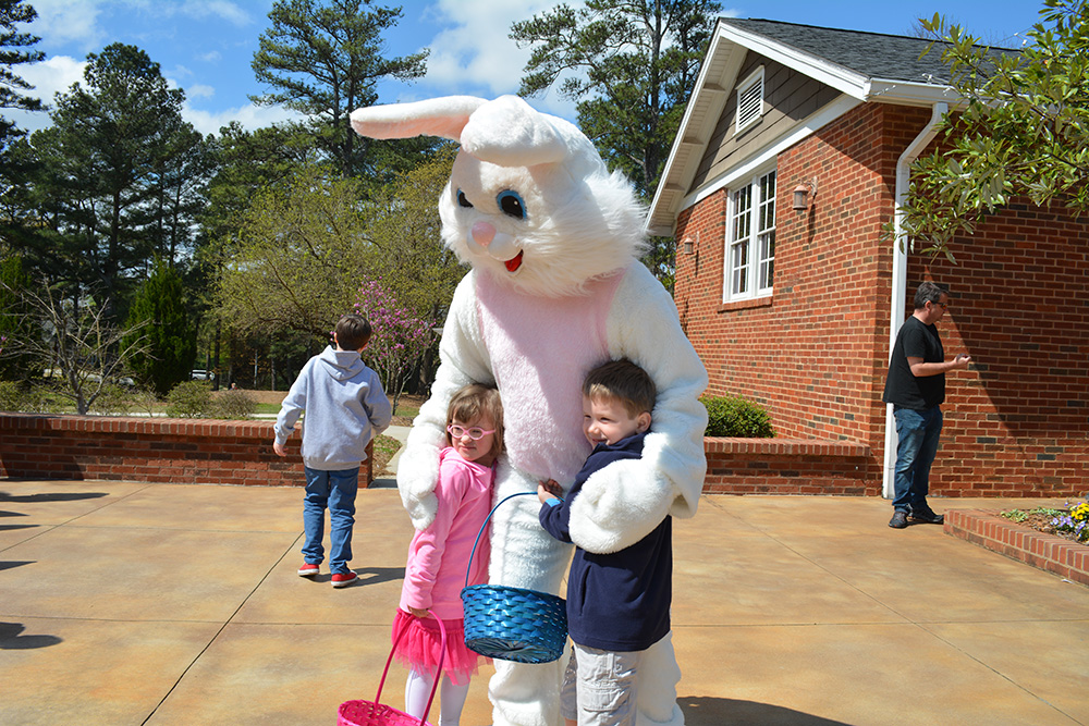 Special Needs Easter Egg Hunt scheduled for April 15 at Newtown Park