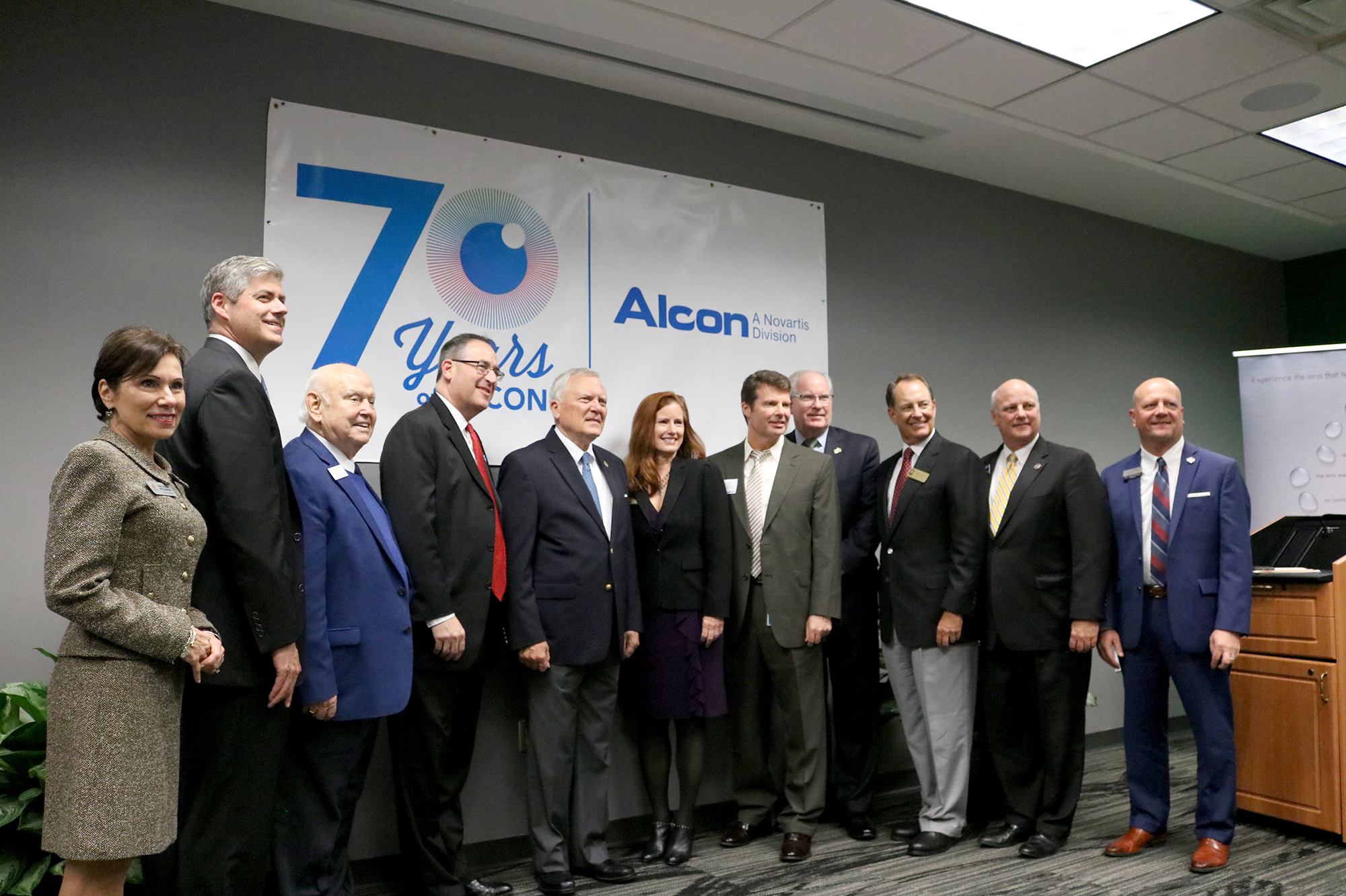 Alcon to invest $97 million in Johns Creek expansion