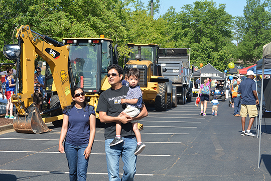 Touch-A-Truck returns Saturday, May 19